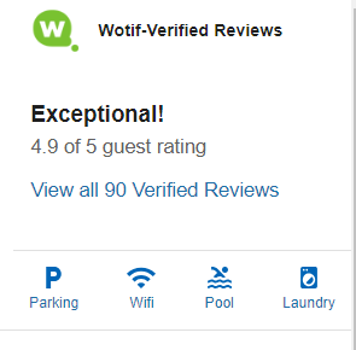 wotif reviews