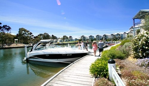 Private Jetties & boat facilities